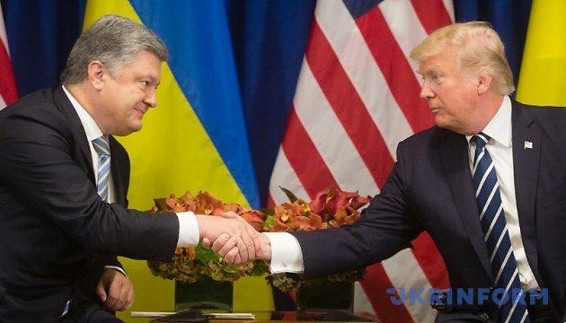 Порошенко: Меня поразила поддержка Украины в ООН