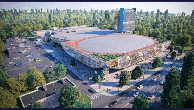 У Жданова презентували план розвитку спорткомлексу
