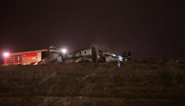В аеропорту Туреччини під час приземлення розбився літак