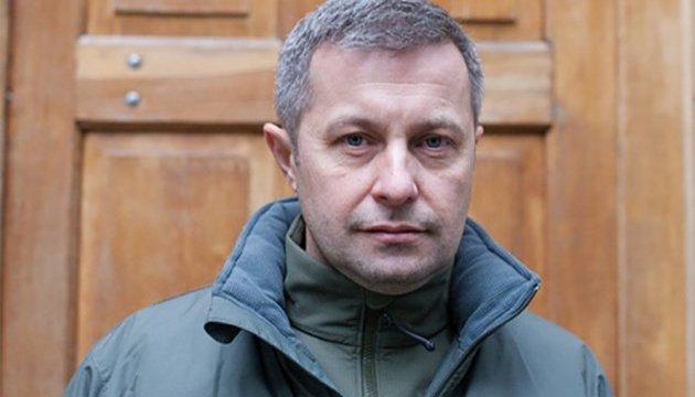 Луценко дал первое поручение новому военному прокурору сил АТО