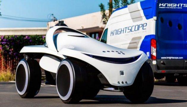Knightscope переробив роботів-
