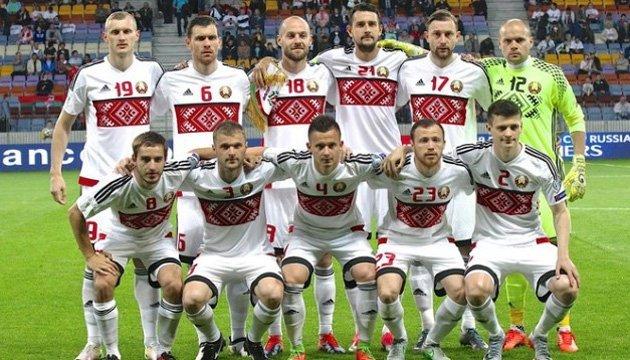 Футбол: двох гравців української Прем'єр-ліги викликали до збірної Білорусі