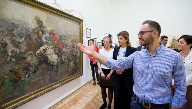 Проект Енеїда: в музеї пройде дискусія