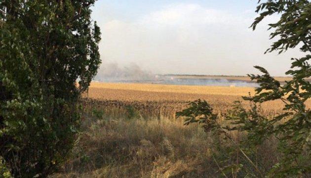 Пожежа на складі під Маріуполем: прокурор АТО каже про халатність військових