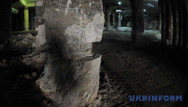 Київ планує використовувати технології Гренобля для консервації знахідок на Поштовій