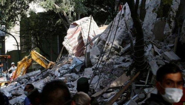 У Мексиці розбився гелікоптер з гумдопомогою постраждалим від землетрусу