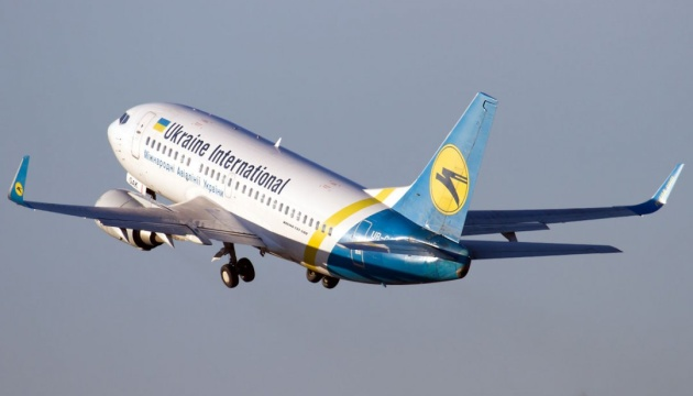Ukrainian airlines increase passenger traffic by 15.4% this year