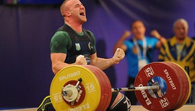 Важка атлетика: Українець Пелешенко був за крок до світового рекорду