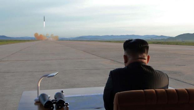 КНДР провела запуск двох ракет