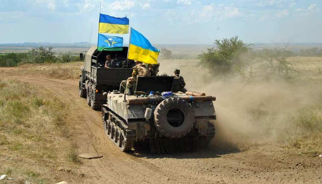 No casualties reported in Donbas - Defense Ministry's spokesperson