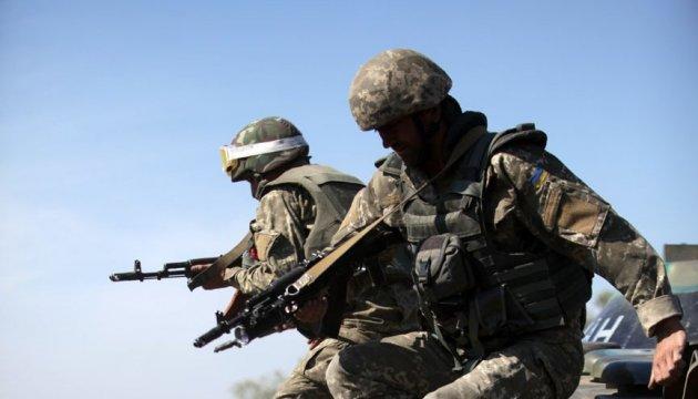 Доба в АТО: поранені двоє українських військових