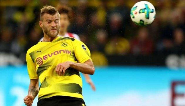 Читачі Bild визнали Ярмоленка кращим футболістом стартових турів бундесліги