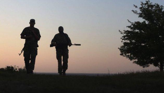 За добу в АТО поранений один український боєць