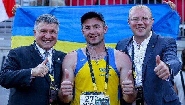 Аваков у Торонто вручив нагороди переможцям «Ігор нескорених»