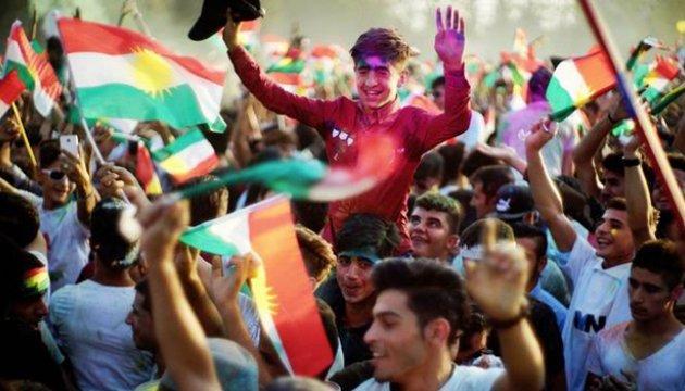 Курды таки голосуют за независимость от Ирака, несмотря на возражения Багдада