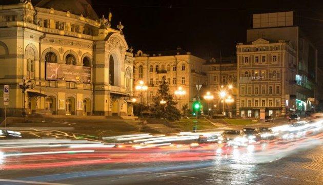 В Киеве временно изменяет движение ночной троллейбус