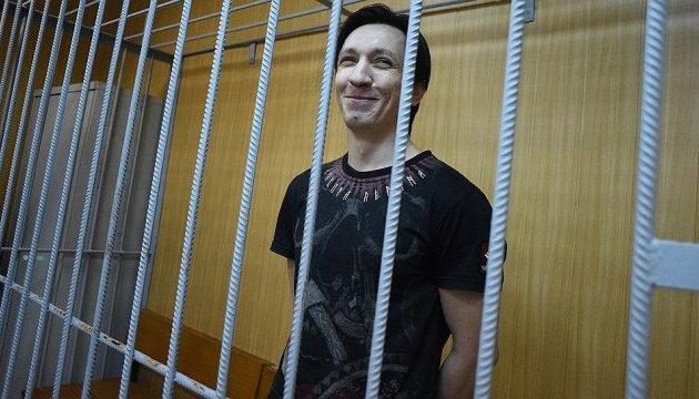 Фігурант «справи 26 березня» оголосив голодування на підтримку Сенцова