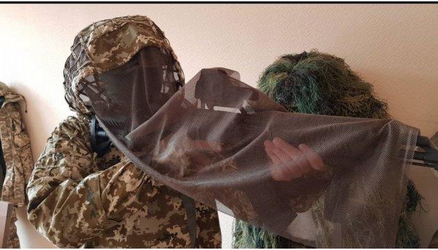 Neue Tarnuniform für Scharschützen - Bilder