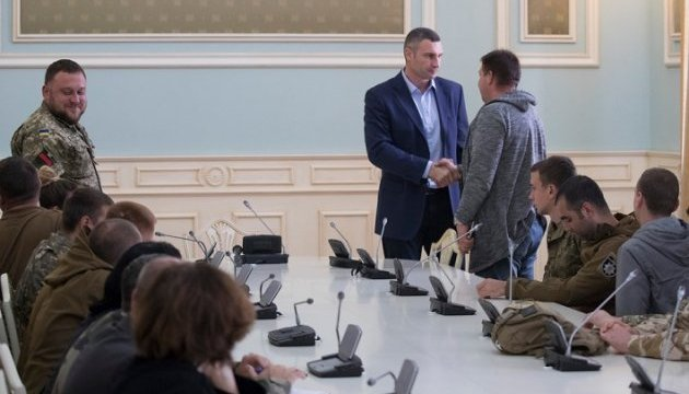 Кличко: Рада ветеранів АТО зробить співпрацю влади з організаціями більш ефективною