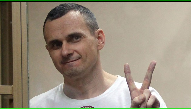 PEN Club in Berlin to hold rally in support of Oleg Sentsov