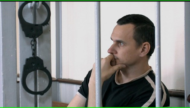 Сенцов за решеткой написал пять сценариев - режиссер Сеитаблаев