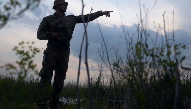Four Ukrainian soldiers wounded in ATO - Lysenko