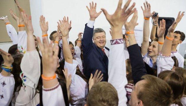 Сегодня Порошенко отмечает свое 52-летие