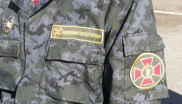 У Києві побили нацгвардійця, який охороняв посольство Польщі