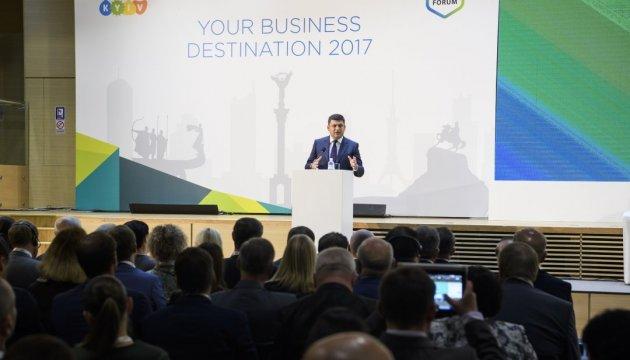 Groysman: El turismo en Ucrania puede asegurar hasta el 10% del PIB