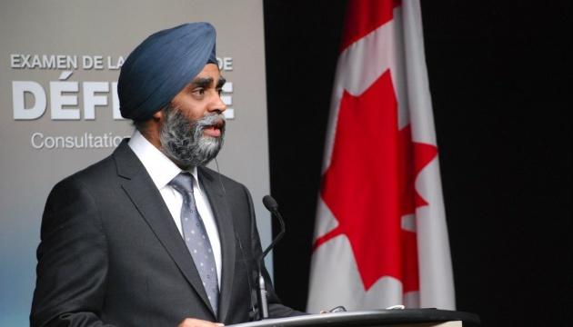 Канада хочет расширить военную помощь Украине – Саджан
