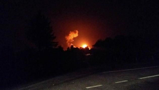 У мерії Вінниці заспокоїли - місто в зону ураження від вибухів не потрапляє