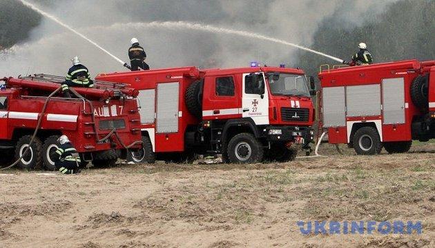 В Украине самый высокий уровень пожарной опасности, спасатели просят быть бдительными