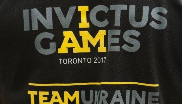Ukraine wins fifth medal at Invictus Games