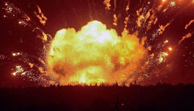 Роботу ТСК з розслідування вибухів на артскладах продовжили на пів року