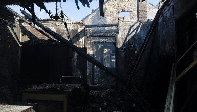 До Калинівки поїхав із Харкова гуманітарний вантаж будматеріалів