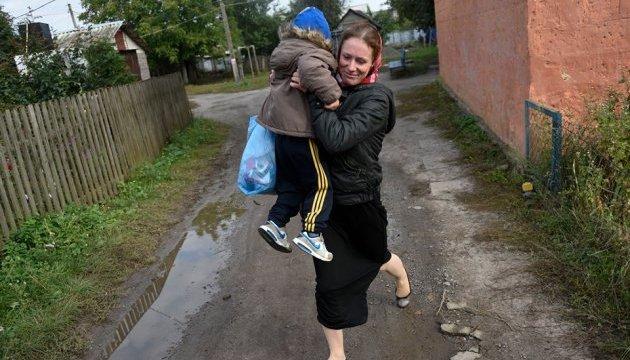 В Калиновке уже работают все школы и детские сады