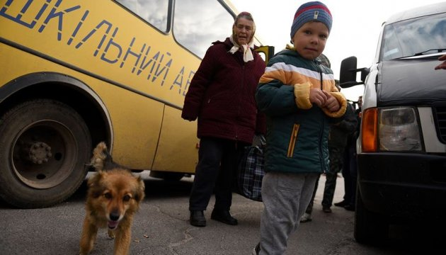 Vinnytsia region receives first humanitarian aid from Kharkiv region