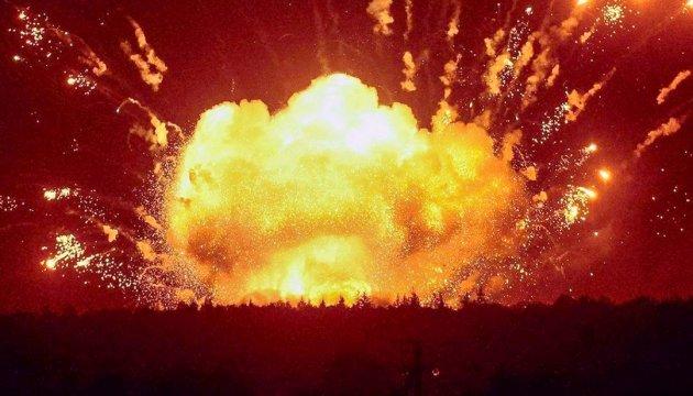 Усі евакуйовані через вибухи в Калинівці повернулися додому – ОДА