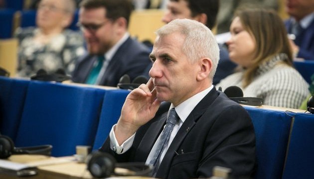 Экс-посол ЕС в России присоединился к Группе друзей Украины