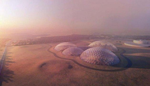 У Дубаї побудують «Марсіанське місто»