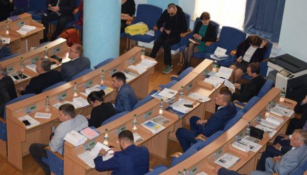 Вінницька облрада поліпшила підтримку учасників АТО та членів їхніх сімей