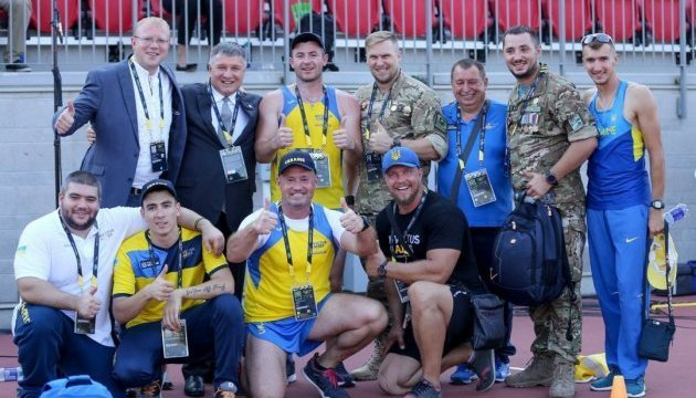 NATO shoots a video about Ukraine's Invictus Games team