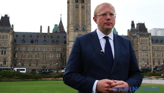 Україні поки не вдалося досягти прогресу в питанні безвізу з Канадою - посол