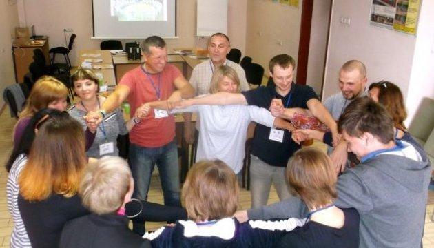 Осіння Школа самодопомоги зорієнтована на учасника АТО