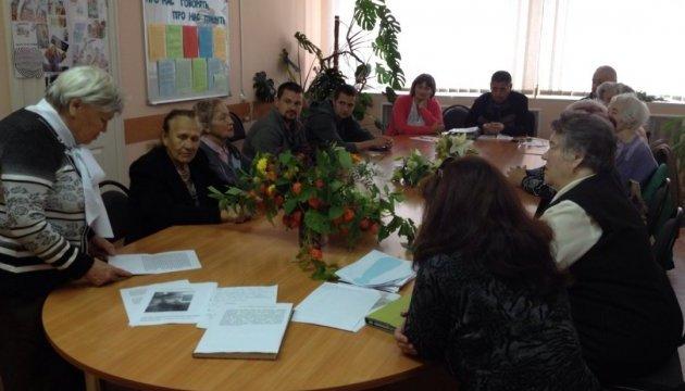 У ЦСПР м. Славутич вшанували подвиг партизанів