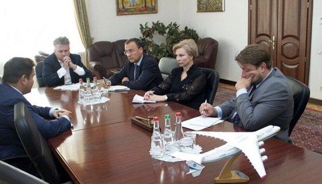 Клімкін обговорив у Брюсселі міжнародний механізм з деокупації Криму