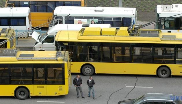 У Києві на Великдень зміниться графік роботи громадського транспорту
