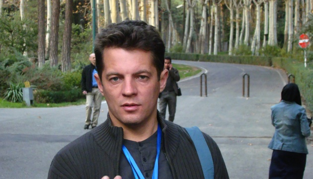 Sushchenko hopes for France's support in his release - Le Monde