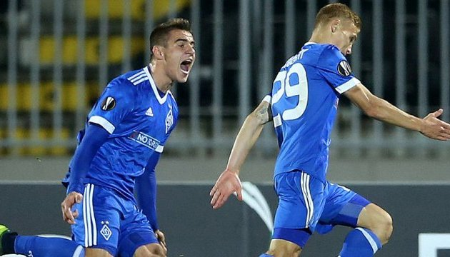 Україна наблизилася до 8 місця в рейтингу УЄФА для клубних турнірів