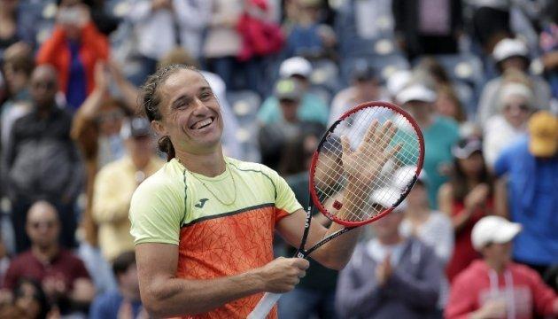 Долгополов стартував із перемоги на турнірі ATP у Токіо